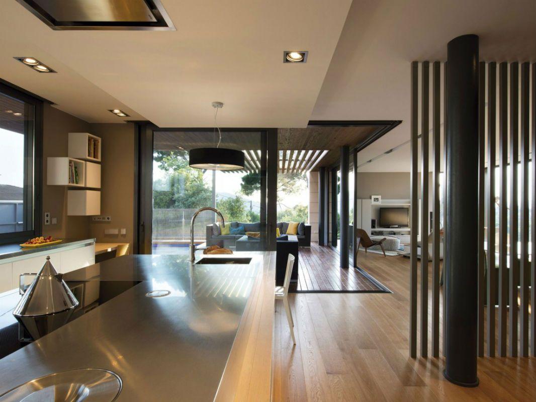 Casa do dia artigas arquitectes arcoweb
