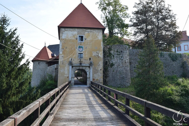 Ozalj Was Also Property Of Zrinski Together With Frankopan