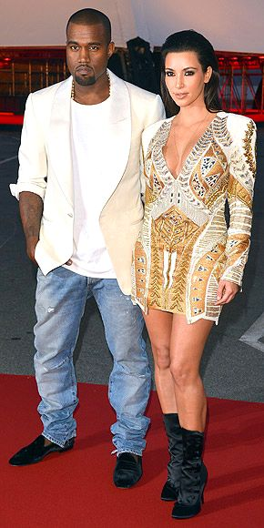 I don't like Kim but LOVE them together !