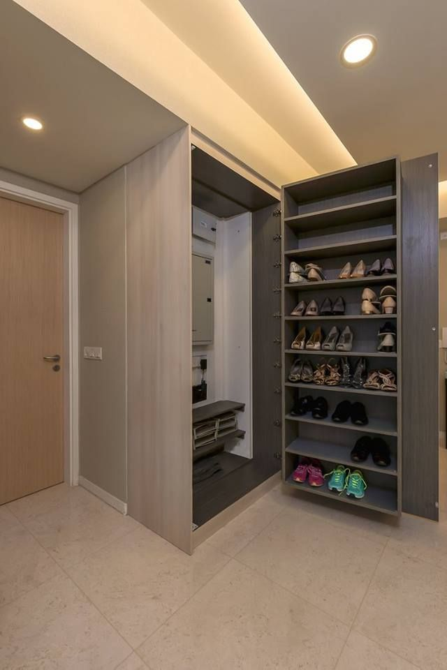 8 Tips For Designing A Practical Built In Shoe Cabinet Kitchen Design Small Space Shoe Cabinet Shoe Cabinet Entryway