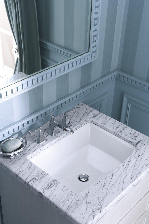 Millwork Detail With Images Undermount Bathroom Sink Bathroom