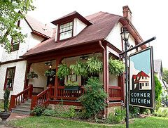 Corner Kitchen Another Great Restaurant In Biltmore Village Asheville Nc