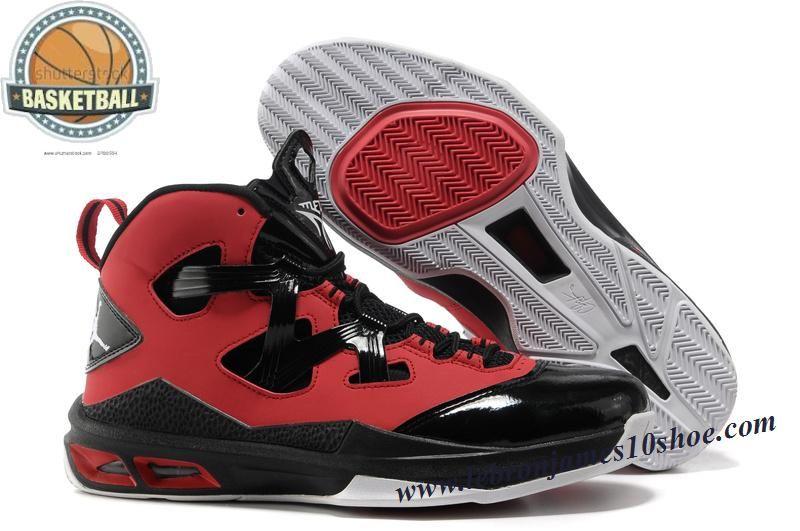 f65befd99b4cbc Carmelo Anthony Shoes Air Jordan Melo 9 Red Black Gray