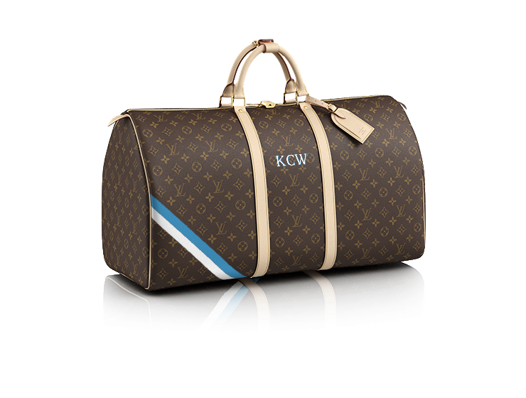 e1636d24035a Discover Louis Vuitton Keepall 60 Mon Monogram  The Keepall is a classic of  the Louis Vuitton travel bag collection. This largest version in Monogram  canvas ...