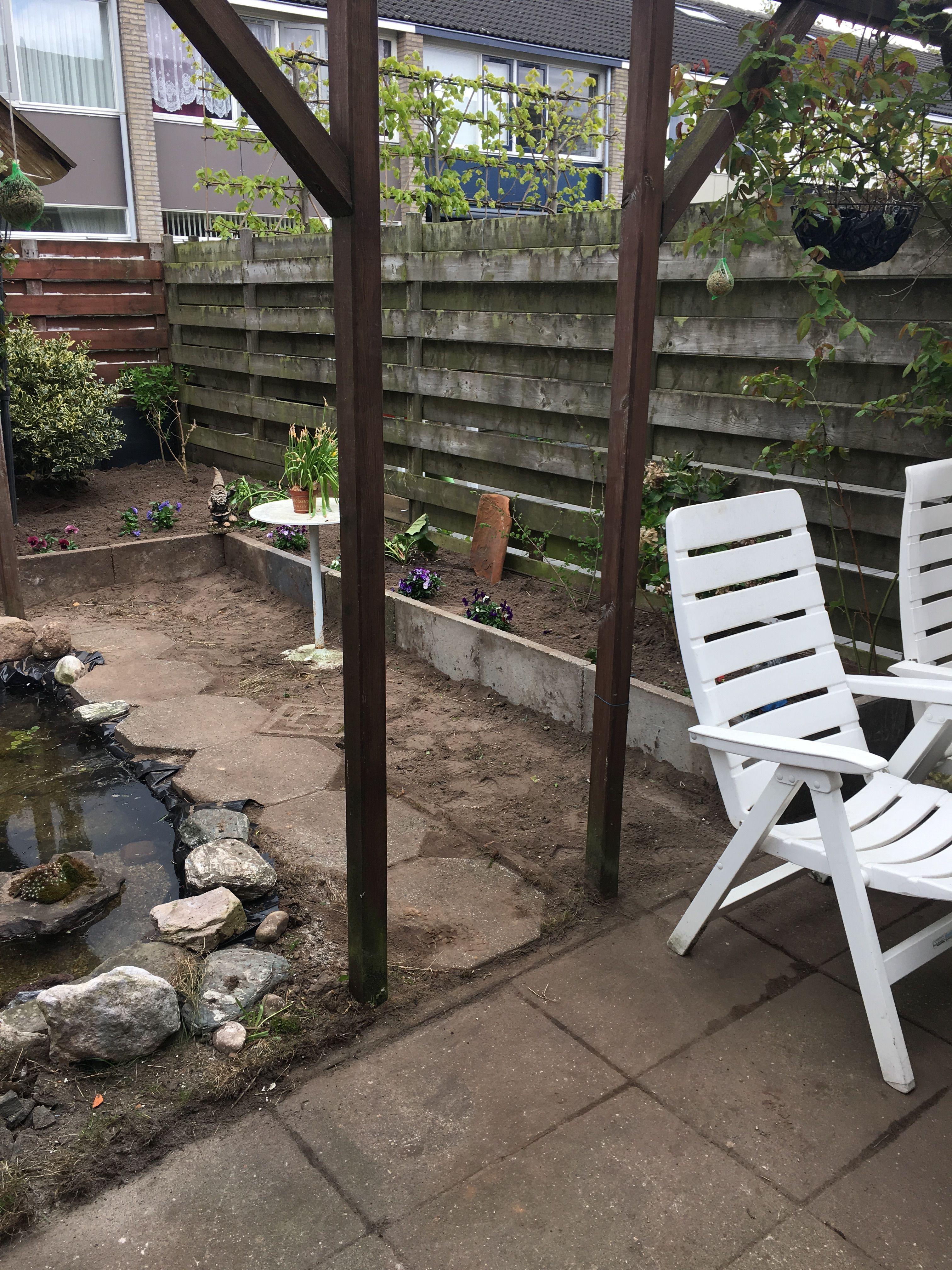 #project #tuin #klaar @aquamomentnetherlands