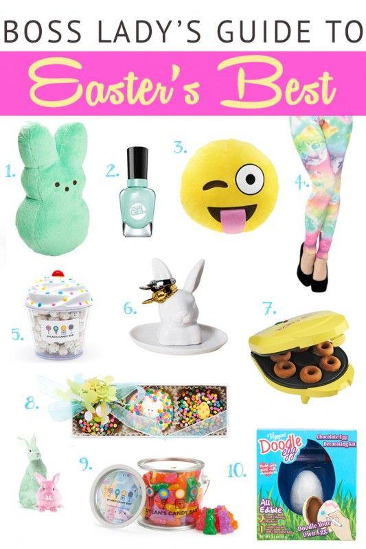 Think like a boss lady created by lisa tufano easter gift guide think like a boss lady created by lisa tufano easter gift guide dylans candy negle Gallery