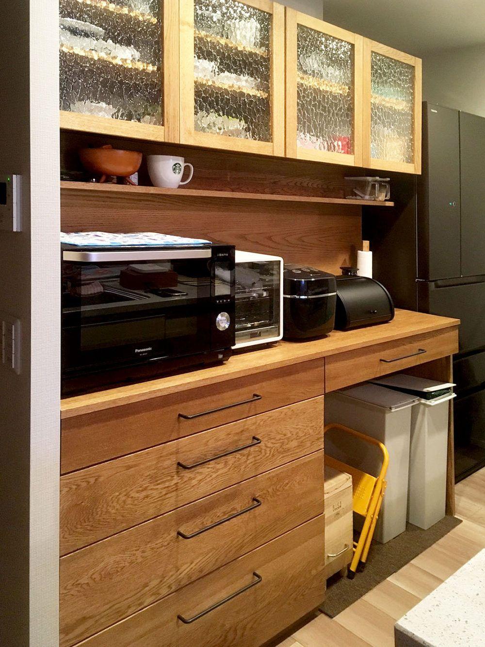 オーダー家具・食器棚・カップボード/関西・兵庫 srcset= | บ้าน ในปี