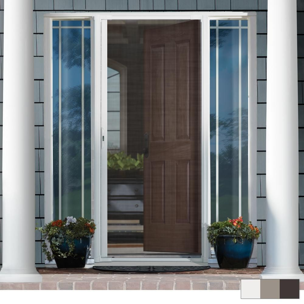Andersen Luminaire Single Retractable Screen Door In 2019