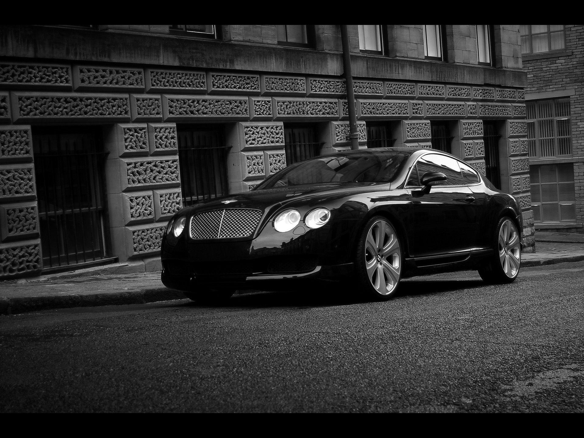 2008 Project Kahn Bentley Continental Gt S Bentley Continental Gt Bentley Gt Bentley Car