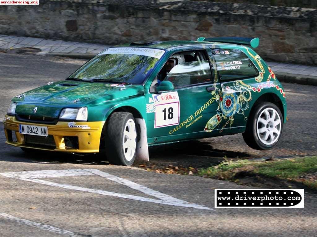 Http Allracingcars Com Renault Clio Williams Maxi Voiture De