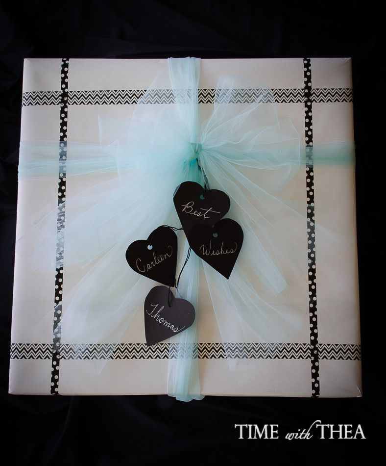 Inexpensive Large Wedding Gift Wrapping Ideas Pinterest Wrapping