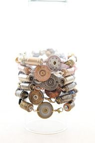 Jewelry from Stampington & Company