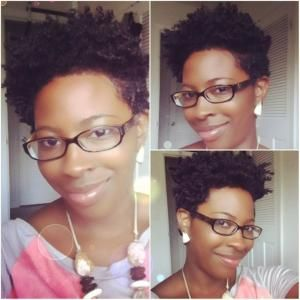 Tapered cut on natural hair by batjas88