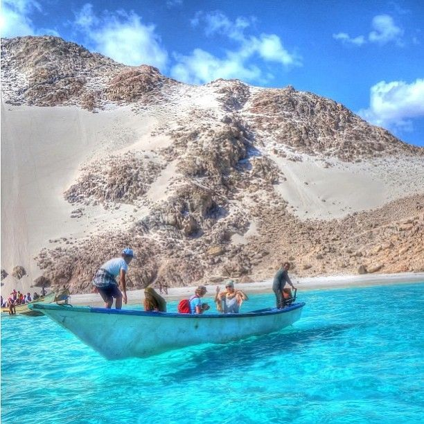 Honeymoon Places Bangladesh: Socotra Island, Yemen جزيرة سقطرى، اليمن By @yasiruae Www