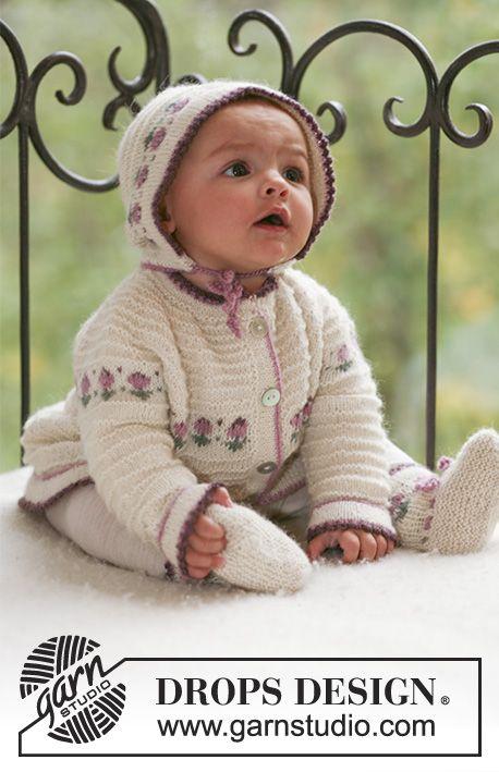 Catálogo DROPS Baby 17 - Patrones gratuitos de punto y ganchillo ...