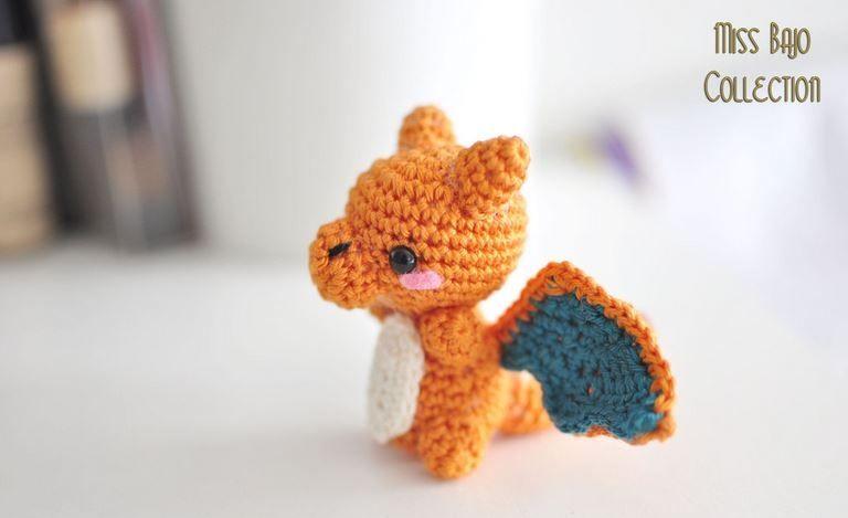 Dulces amigurumis de Pokémon – Alfa Beta Juega | DIY, Crafts ...