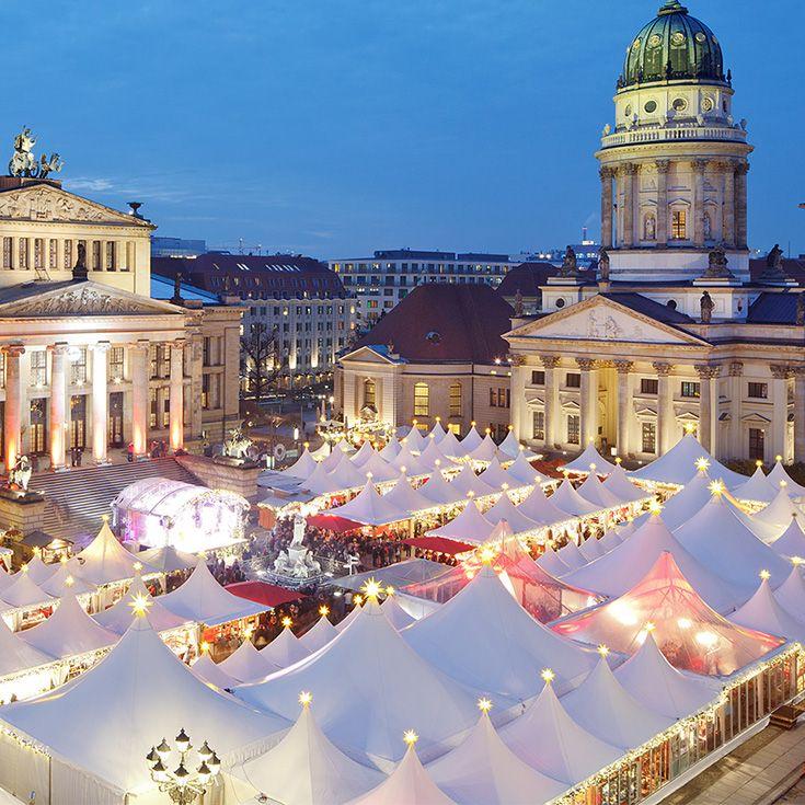 Berlin's Holiday Markets Are Pure Magic Berlin holidays