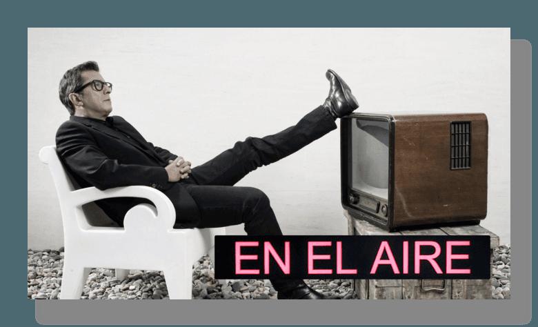 En El Aire Cadena De Televisión Serie De Television En El Aire