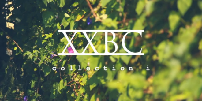 XXBC Fall 2013 Video Lookbook came with a note