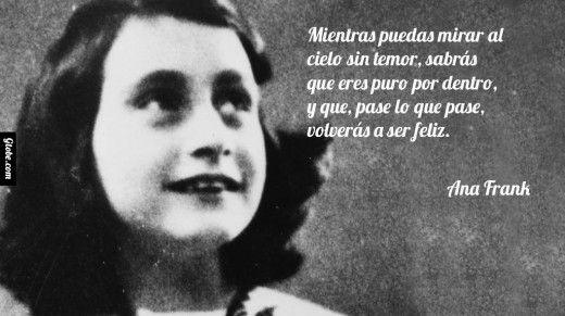 Top 100+ Frases O Diario De Anne Frank