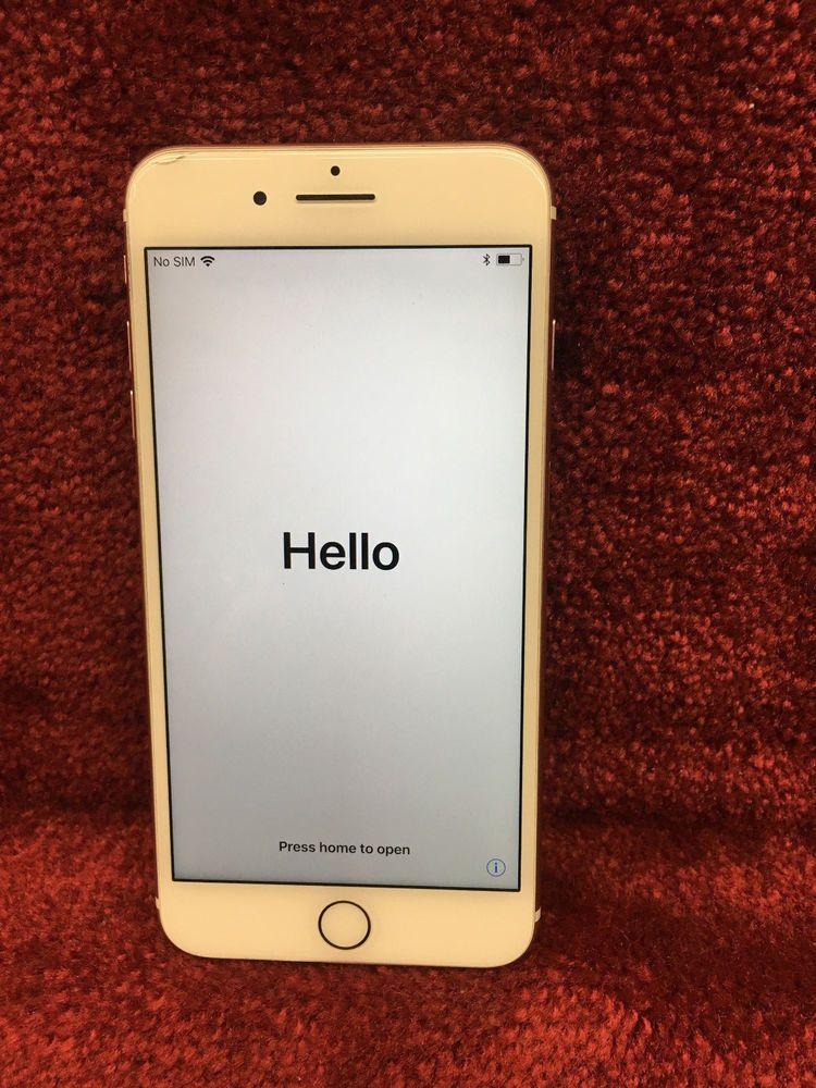 Ebay Sponsored Apple Iphone 7 Plus 32gb Rose Gold Sprint Bad Esn