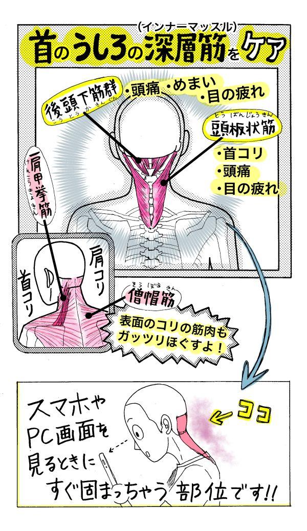 の 痛み ストレッチ 首