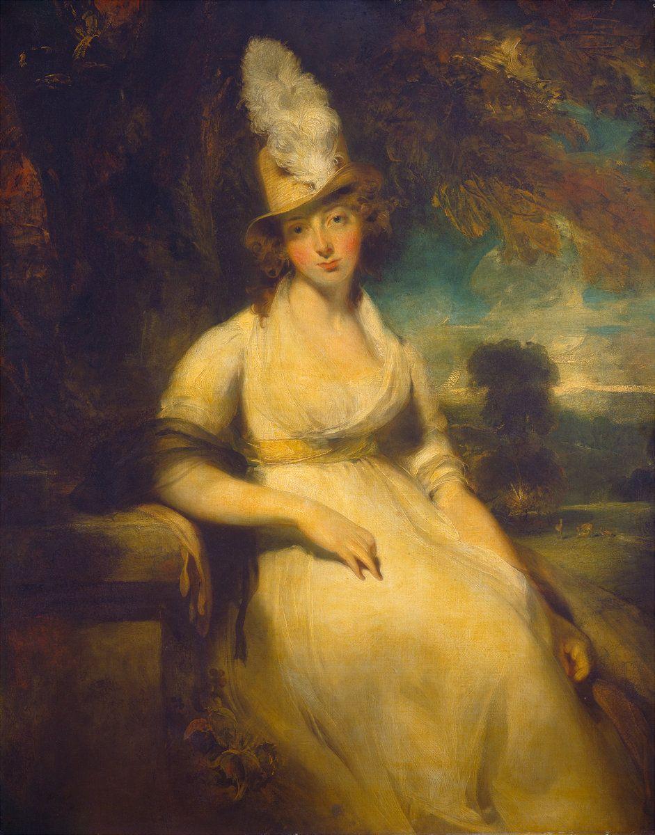 Mrs Robert Blencowe Sir Thomas Lawrence circa 1792
