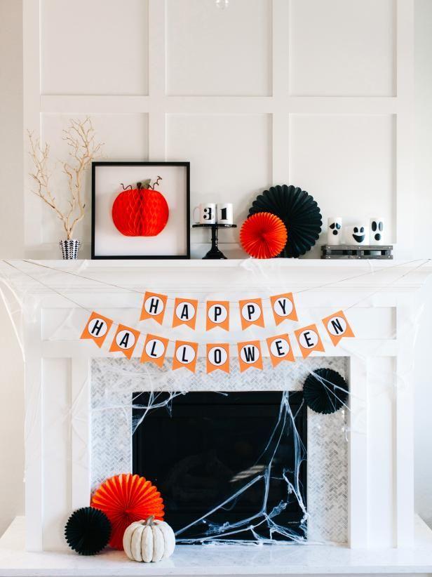 10 Funny and Cute DIY Halloween Wreaths Halloween Pinterest