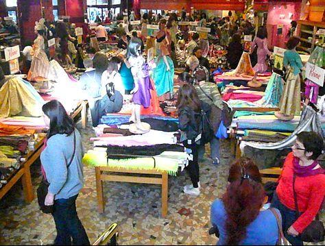 Fabric Stores In Paris Www Bonjourparis