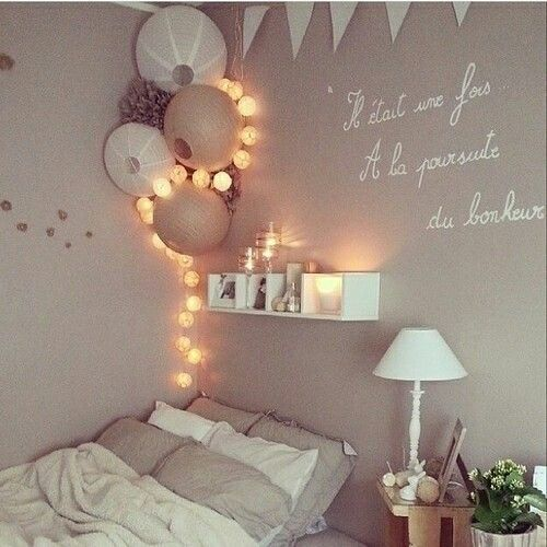 Wall Decor Bedroom Ideas Entrancing My Room  Dream Home  Pinterest  Room Bedrooms And Room Ideas Inspiration