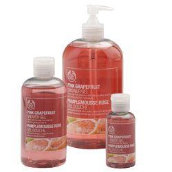 The Body Shop Pink Grapefruit Shower Gel