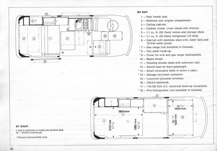 Vw Westfalia Interior Plans Brokeasshome Com