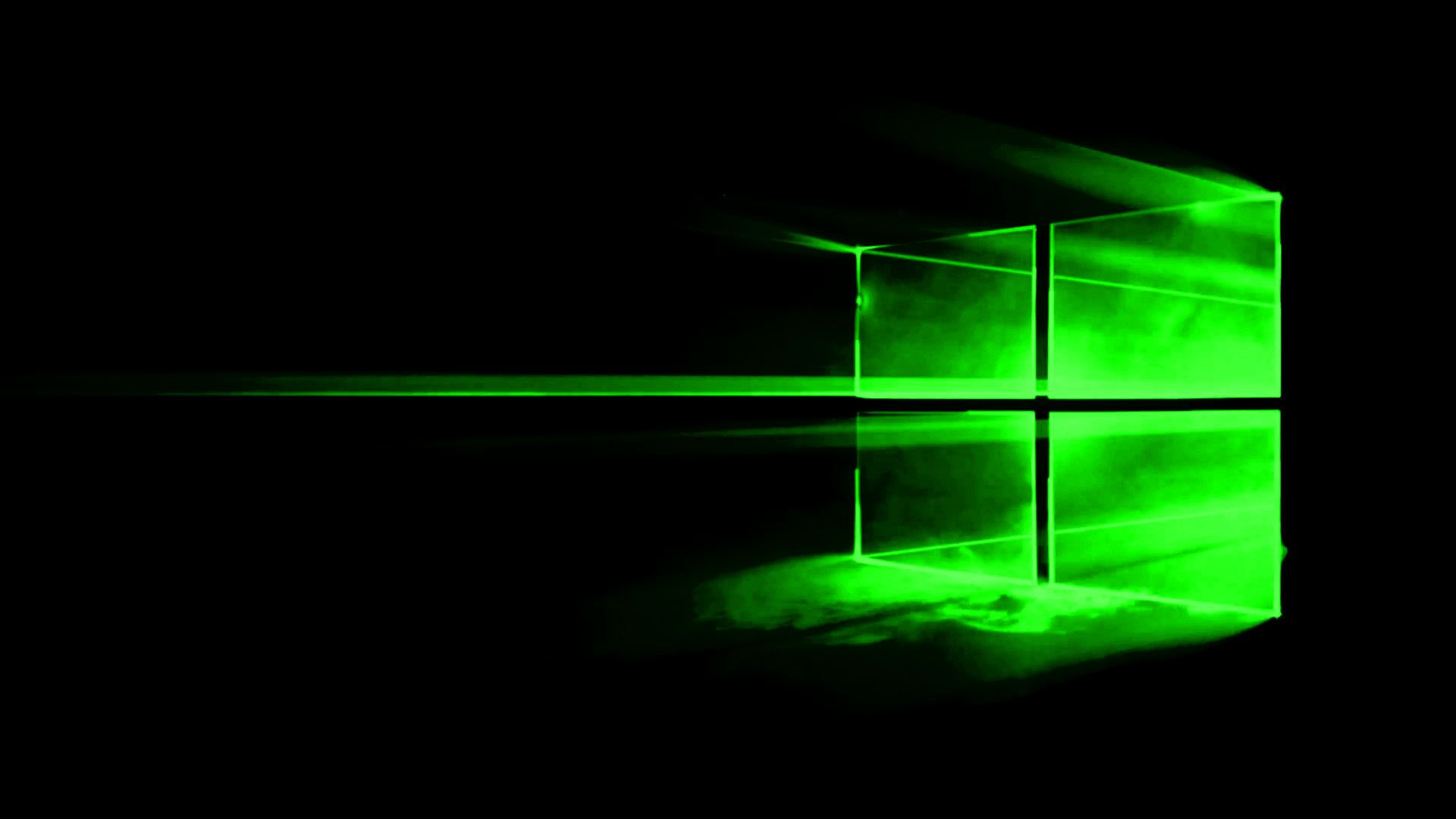 1920x1080 Green Windows 10 Wallpaper Imgur Green Windows Windows 10 Desktop Wallpaper Black