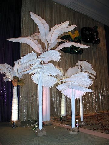 Med White Canvas Palm Trees Epropsource Com Stage