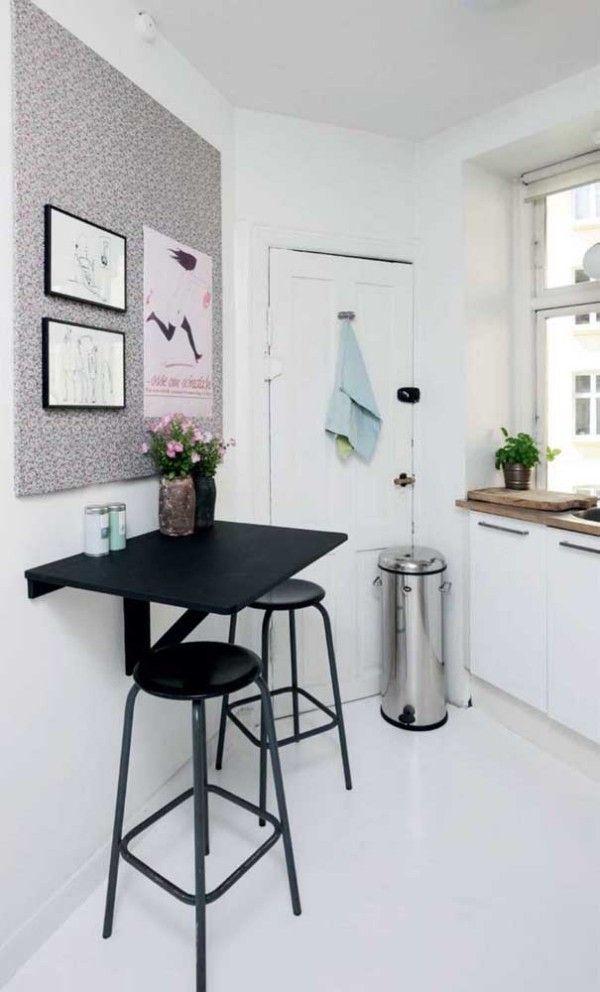Photo of Über 50 elegante Designideen mit einem kleinen Küchentisch
