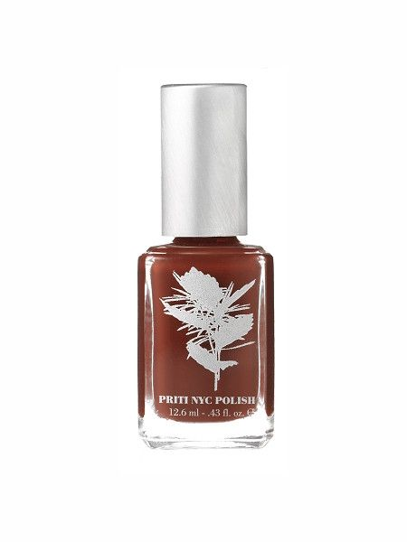 PRITI Nail Polish / Does not contain DBP, Formaldehyde, Camphor, Formaldehyde Resin, TPHP. Made in USA. at KAIGHT