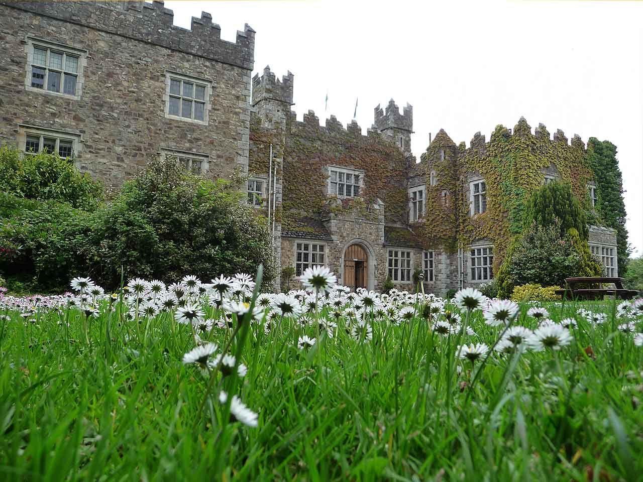 Waterford Castle Hotel, Ireland Waterford castle, Castle