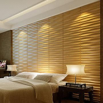 Decorative Plastic Wall Panels wall-art pvc wall panels, used for interior decoration | master
