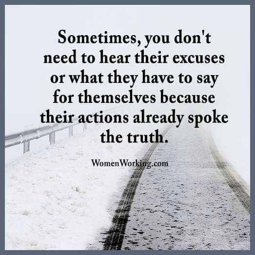 Speak Your They Louder Actions Whats Actions Words Say If Words Dont