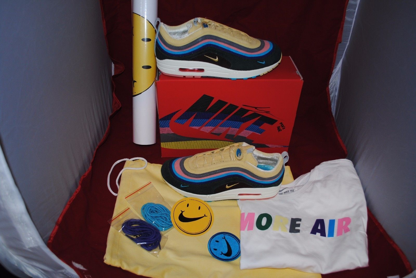 Brand New Nike Air Max 1 97 VF SW box by Signed by (Sean Wotherspoon) US  SZ9-13 e7b5bc667
