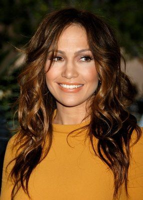 Love this color!! a few honey-caramel pieces in front will really light up your face while still keeping you in the Brunette category