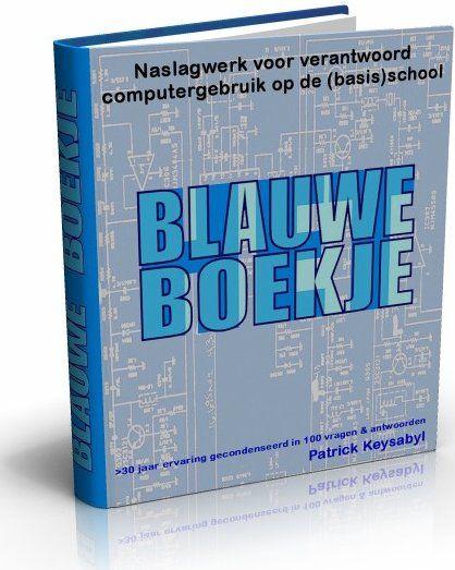 Het Blauwe Boekje, vanaf nu gratis   Site4School