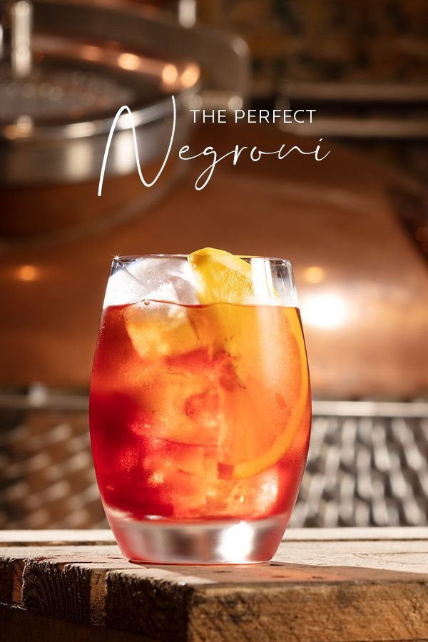 Photo of How to make the perfect Negroni – a classic gin cocktail made of Campari and Ver…