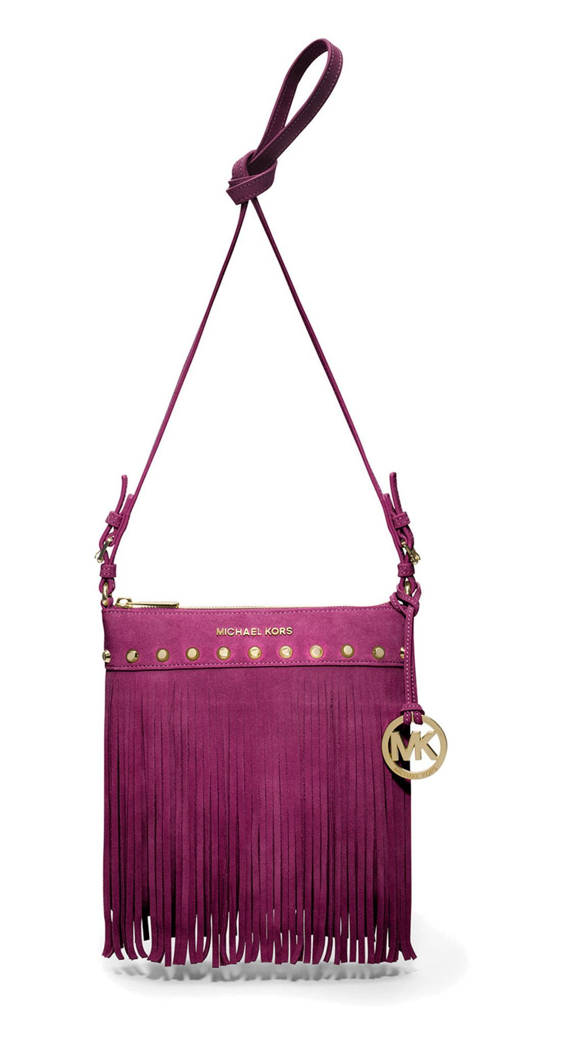 MICHAEL Michael Kors Billy Small Messenger Bag