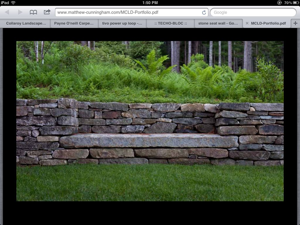 how to build a sandstone wall
