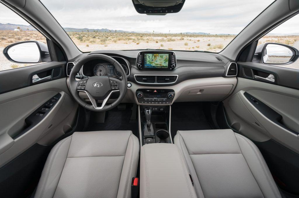 2020 Hyundai Tucson Safety Внедорожники, Дизайн