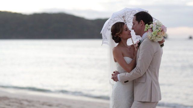 All the Reasons for you to have a wedding video -- in this Costa Rican Destination Wedding Video by JonathanYonkers.com. See more on #SMP right here: http://www.stylemepretty.com/destination-weddings/2014/05/14/romantic-costa-rica-wedding-at-reserva-conchal-beach-club/