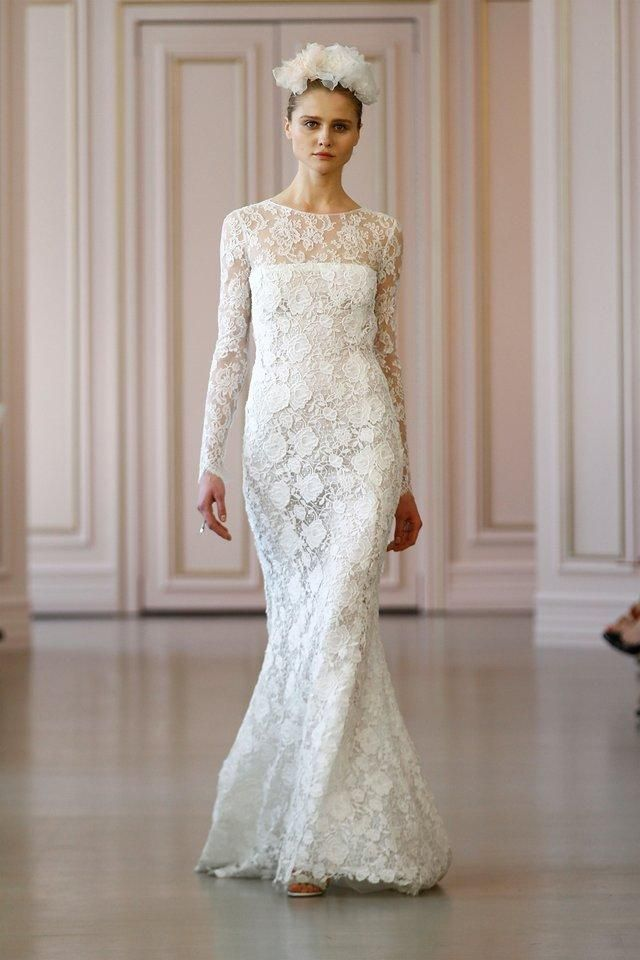 The 10 Best Dresses From The Spring 2016 Bridal Collections Wedding Dresses Wedding Dress Inspiration Bridal Dresses