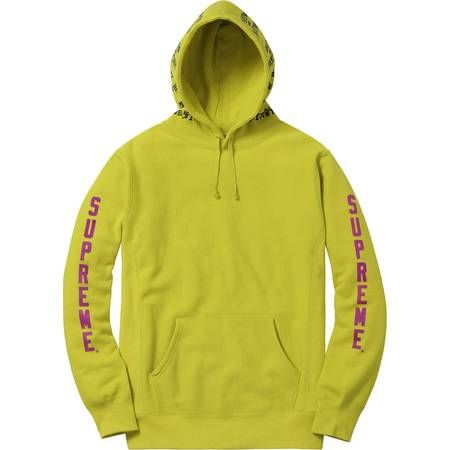 b8694894d429 Supreme X Thrasher Boyfriend Hoodie Pea Green M