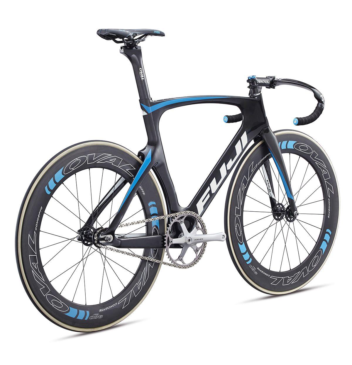 Learn More About Fuji Bikes Track Elite